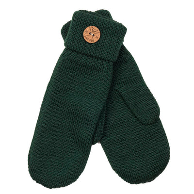 Timberjack Gloves Evergreen