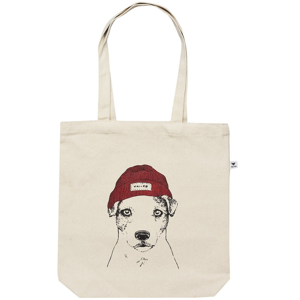 Boss Dog Canvas Bag