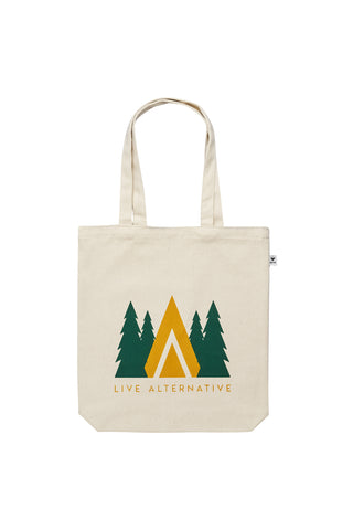 Live Alternative Canvas Bag