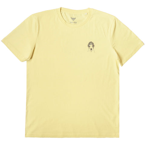 Boss Dog Unisex T-Shirt Yellow