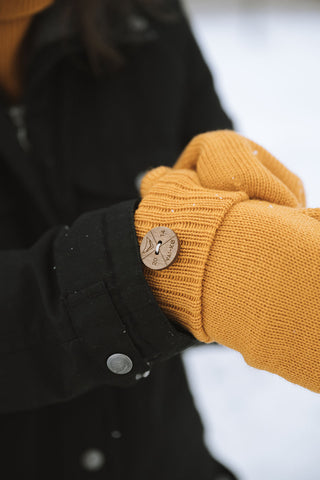 Timberjack Gloves Autumn Gold