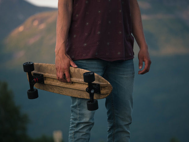 Uitto Biocomposite Skateboard Stone