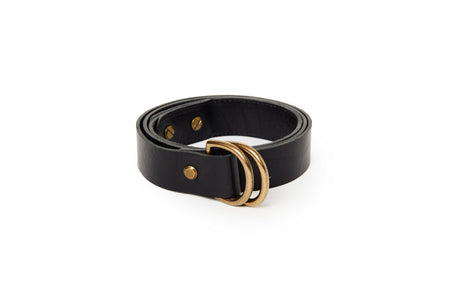 Reversible D-ring Belt