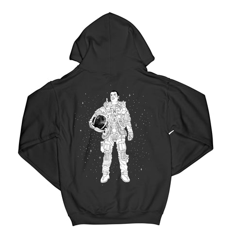 LIMITED EDITION 02 ASTRO HOODIE (BLACK)