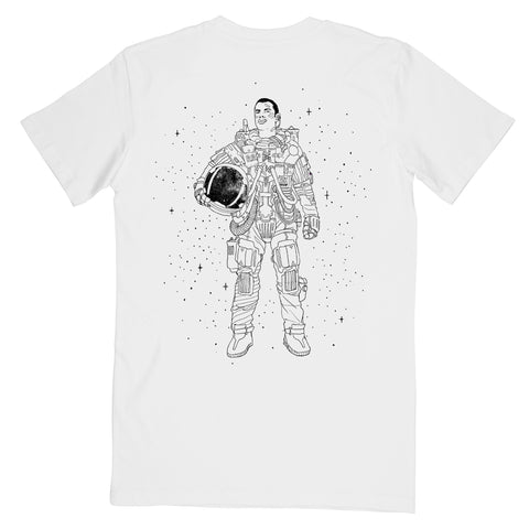 LIMITED EDITION 02 ASTRO T-SHIRT (WHITE)