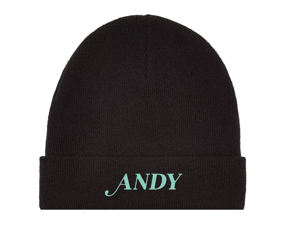 **SALE**ANDY BEANIE (BLACK)