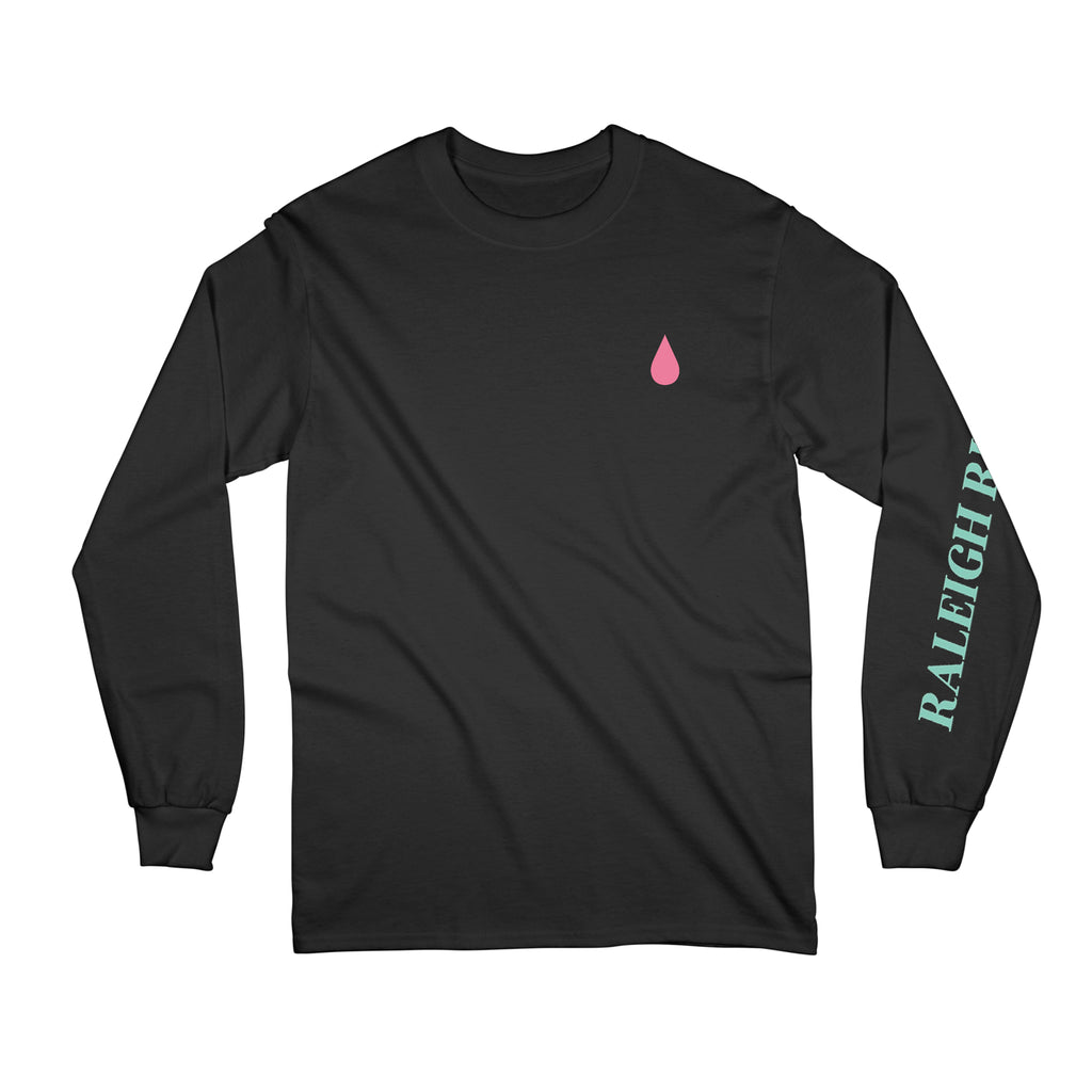 **SALE**'ANDY' LONGSLEEVE (BLACK)