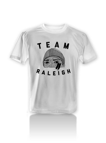 Team Raleigh T-Shirt (White)