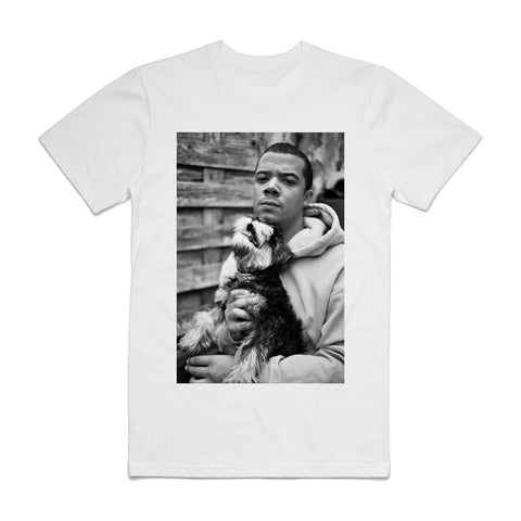 Raleigh and Larry T-Shirt (White)