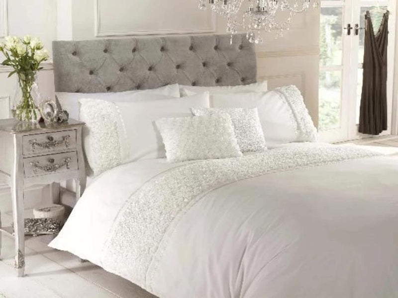 Limoges Luxury Bedding Set Cream