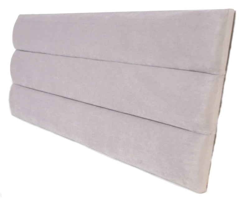 Vencil Luxury Headboard Mid Grey