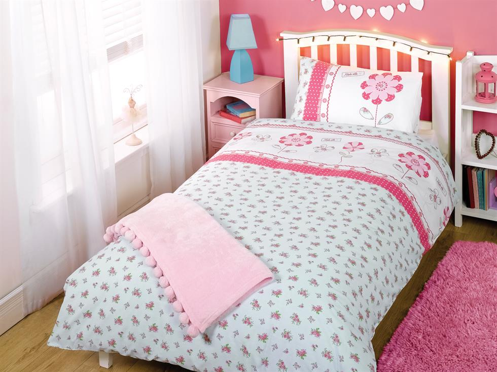 Pippa Childrens Bedding Set Multi