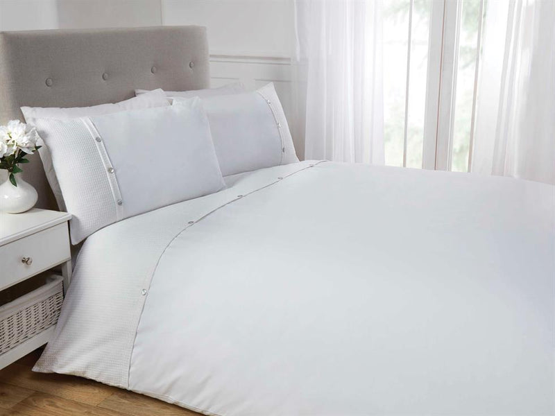 5th Avenue Luxury Bedding Set White