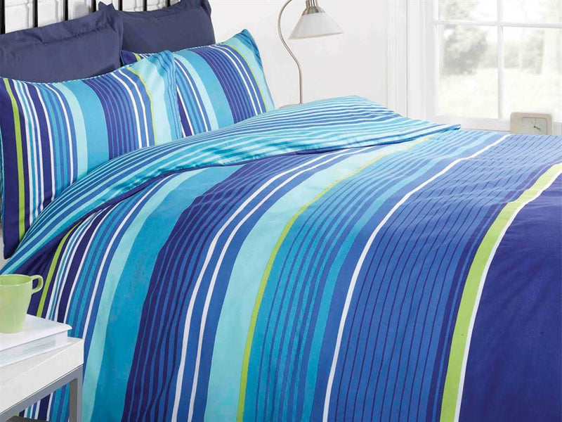Cambridge Bedding Set Blue