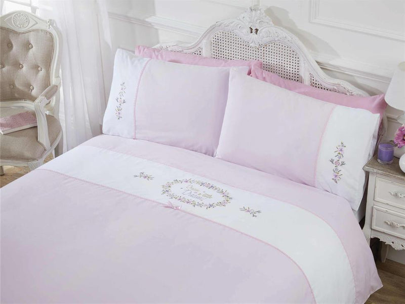 Dream A Little Dream Bedding Set Pink