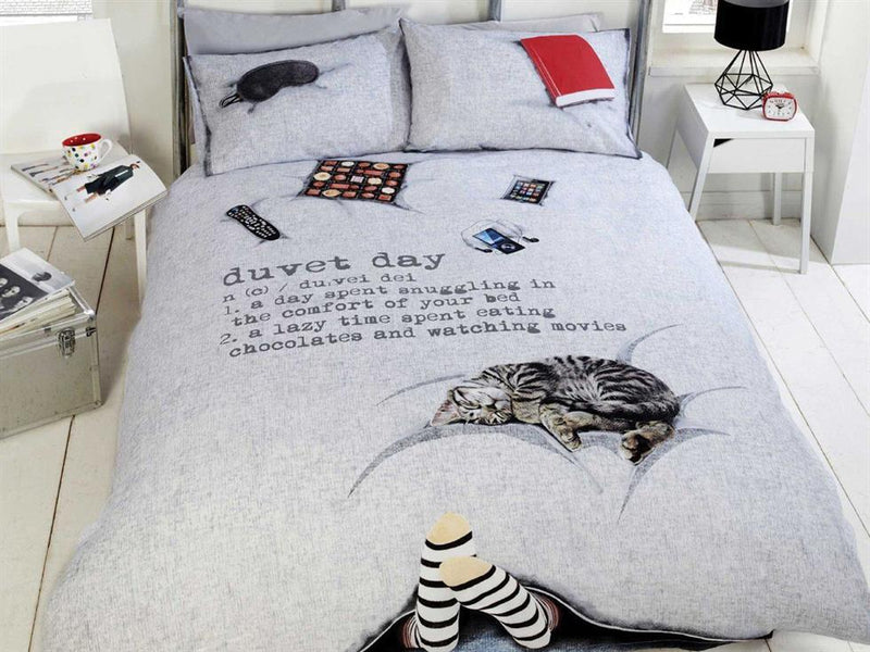 Duvet Day Bedding Set Multi