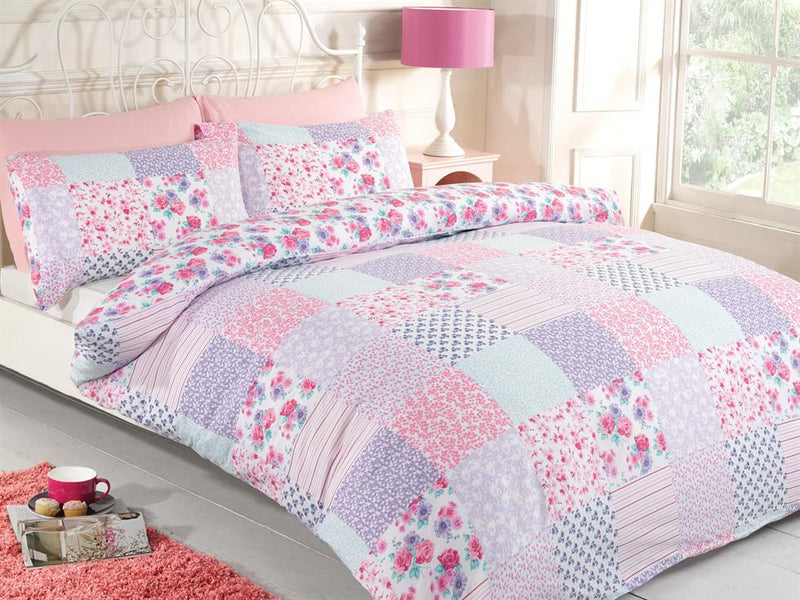 Elsa Bedding Set Pink