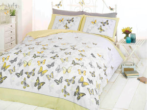 Flutter Bedding Set Lemon