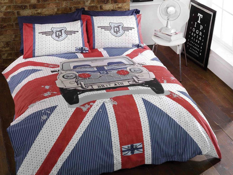 GT Bedding Set Multi