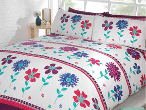 Hattie Bedding Set Plum
