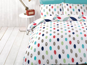 Lulu Bedding Set Blue