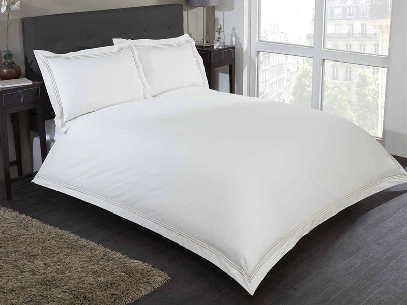 Mayfair Luxury Bedding Set Latte
