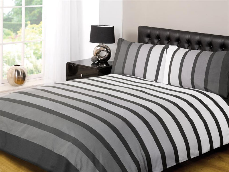 Soho Bedding Set Black