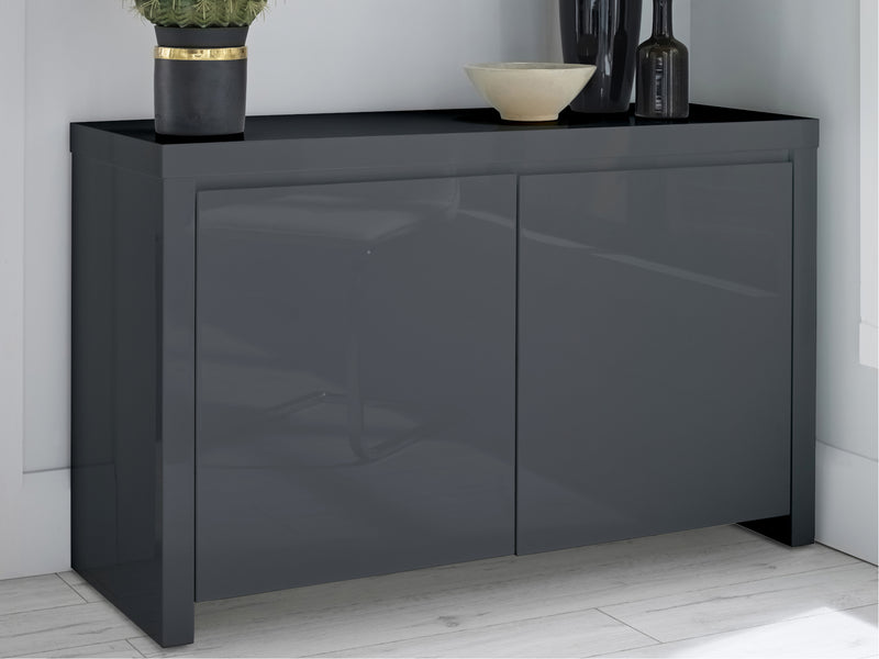 Puro Sideboard in Charcoal