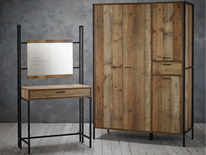 Hoxton Industrial Bedroom Furniture