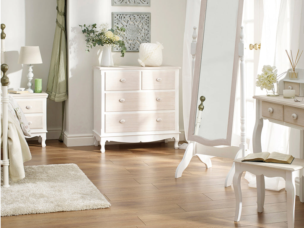 Juliette Shabby Chic Bedroom Furniture
