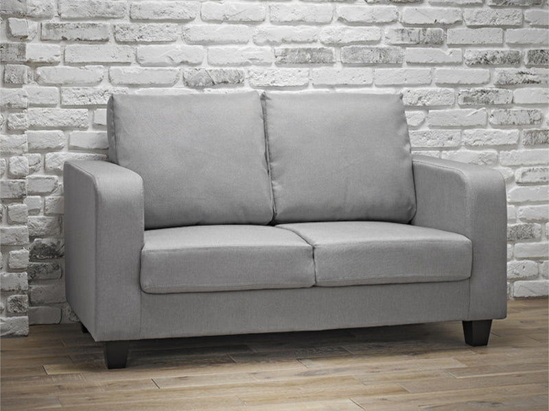 Sofa in a Box in Grey Fabric