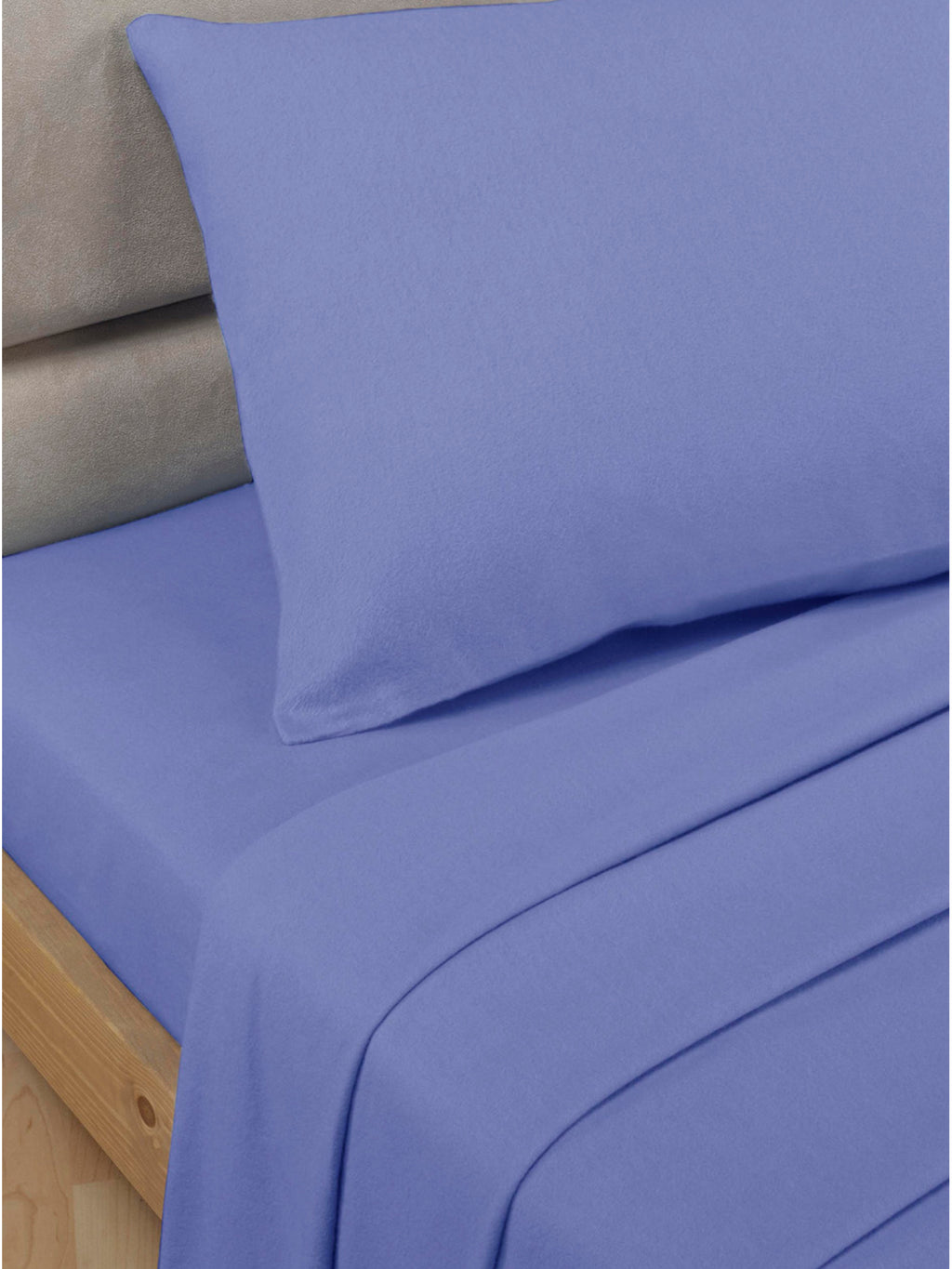 Percale Luxury Extra Deep Fitted Sheet Lagoon