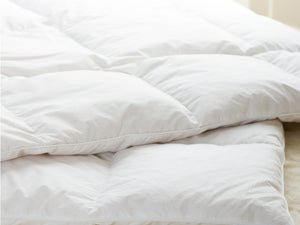 13.5 Tog Luxury Goose Feather & Down Natural Duvet