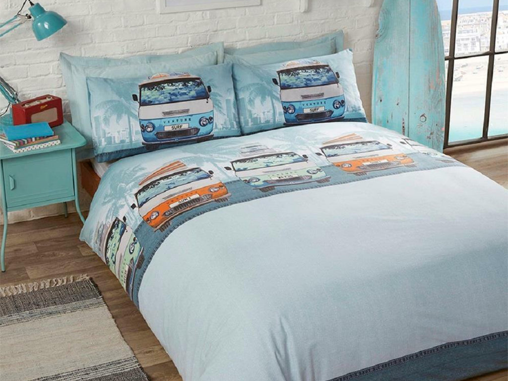 Campervan Bedding Set Multi