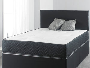 Manhattan Semi Orthopaedic Spring Luxury Mattress