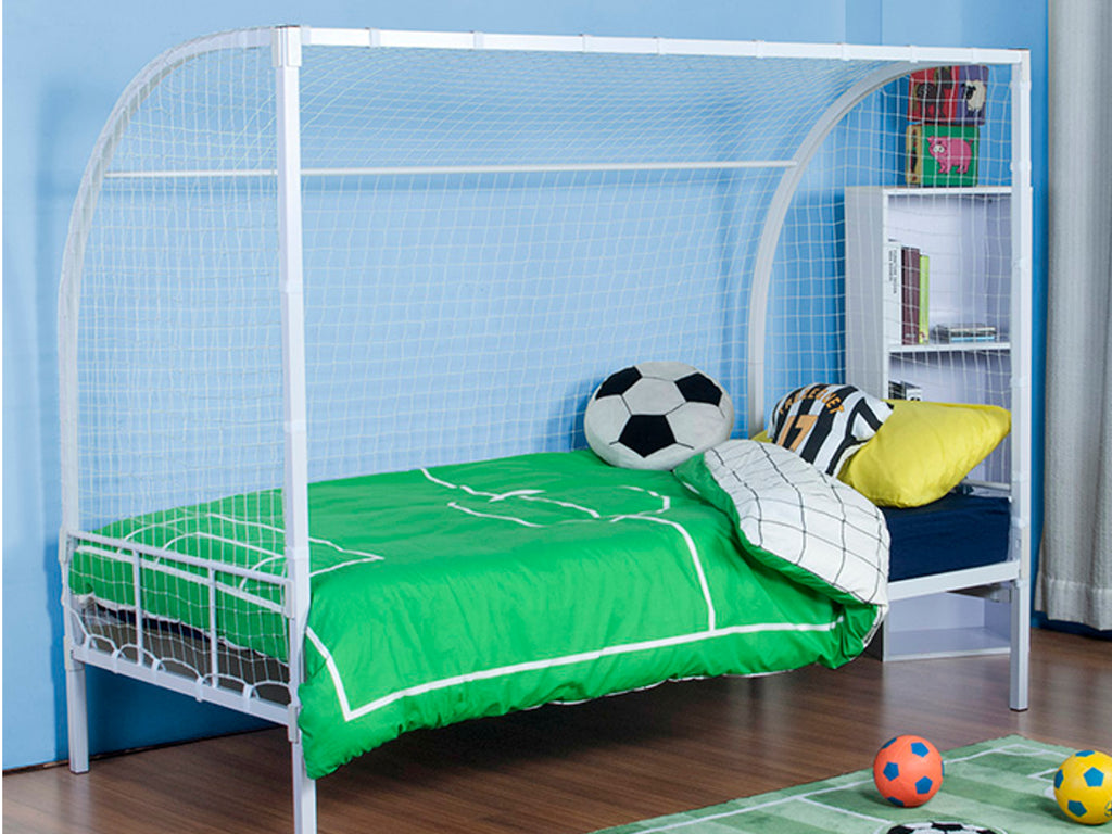 Bunkit Football Net Bed in White