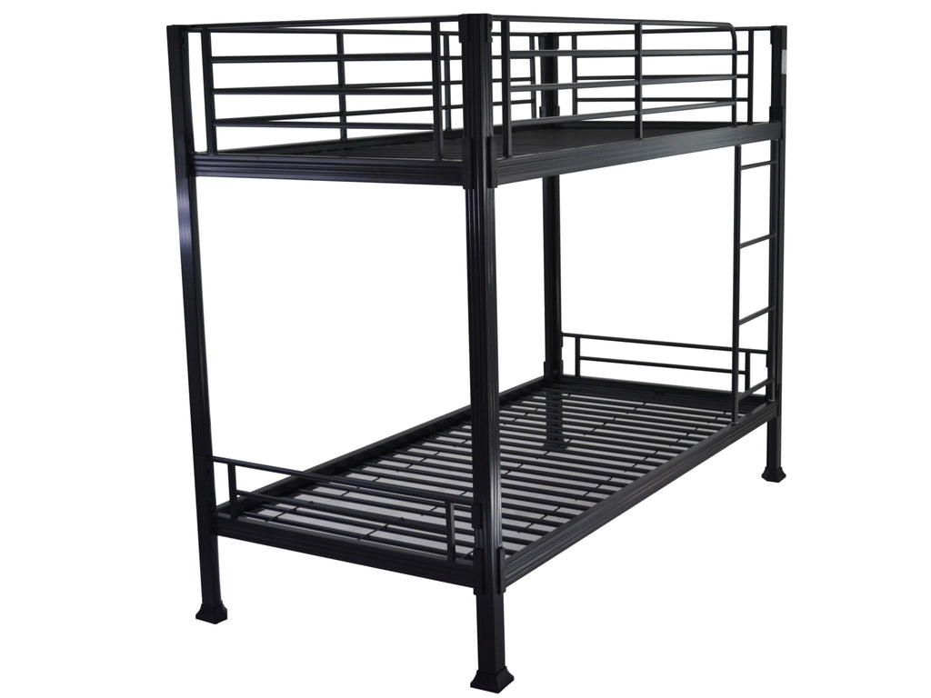 Bunkit Metal Bunk Bed in Black