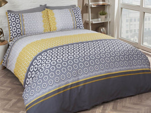 Barbican Bedding Set Ochre