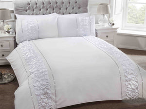 Provence Luxury Bedding Set White