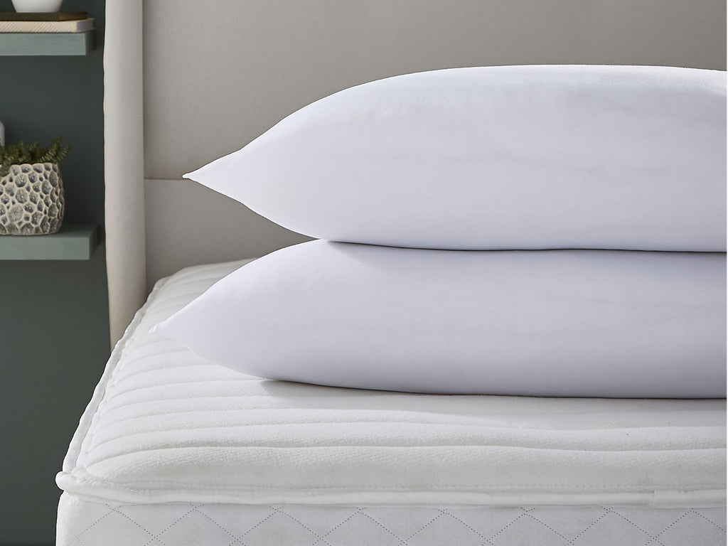 Dreamland 100% Egyptian Cotton Luxury Pillow Pair