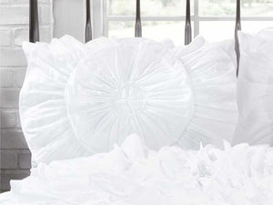 Naya Luxury Bedding Set White