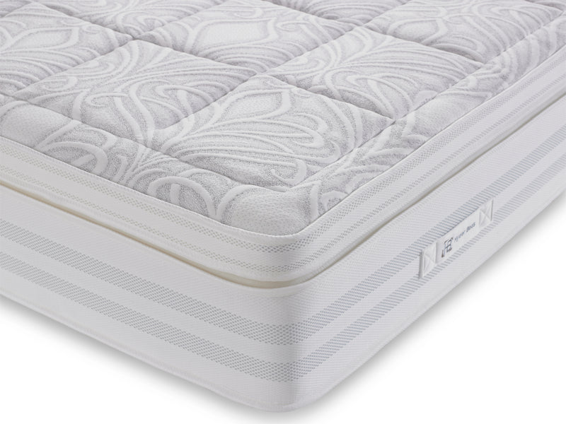 Sirus 3000 Pocket Sprung Luxury Mattress with Hydro Cooling Gel & Pillow Top - Medium