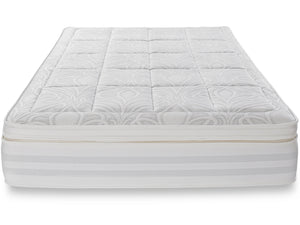 Sirus 3000 Pocket Sprung Luxury Mattress with Hydro Cooling Gel & Pillow Top
