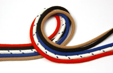 Kingfisher 10mm Matt Polyester Rope various colours rope per metre