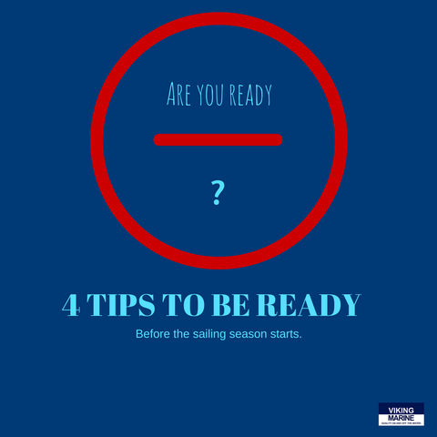 4 tips to be ready - viking marine