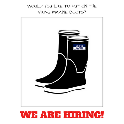We are hiring - Viking Marine
