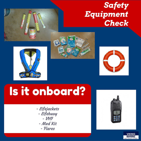 Safety Equipment Check