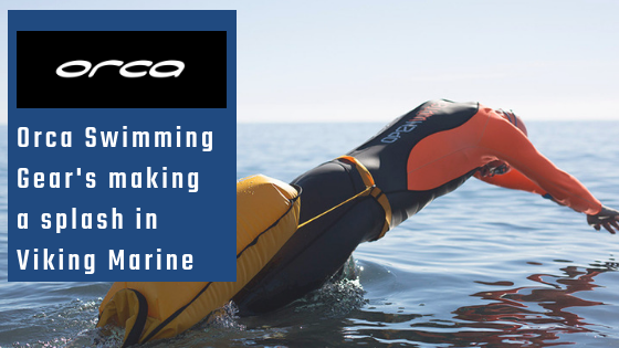 Viking Marine - Orca Swimming Gear New In