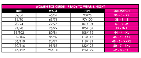 Armor Lux Women's size guide - Viking Marine