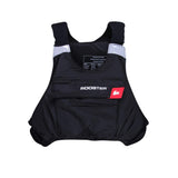 Rooster Diamond 50N Overhead PFD black front - Viking Marine